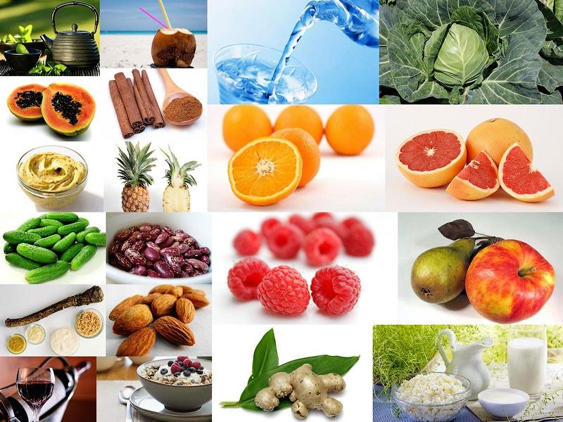 какие продукты уничтожают жир вологде